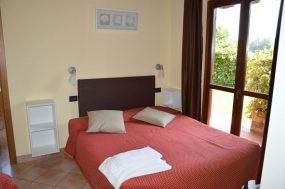 Appartamento Trilocale 08 Lago di Garda - Agriturismo Il Ghetto