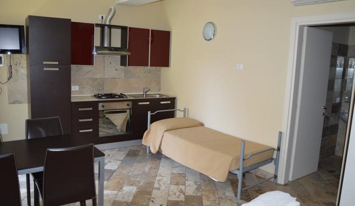 One Room Apartment 16 – Agriturismo il Ghetto